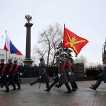 Торжественные мероприятия, посвящённые 75-летию освобождения Воронежа от немецко-фашистских захватчиков