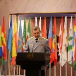 Председатель ЦК ДОСААФ генерал-полковник Александр Петрович Колмаков